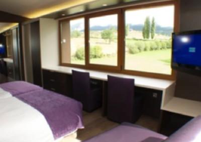 Modernització de l'Hotel Mirador de Lles de Cerdanya
