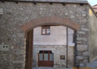 Casa de poble independent Cal Tinent