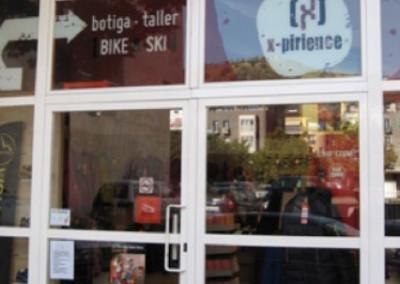 Pirineu Sky: venda de BTT, roba tècnica de muntanya i reparacions d'esquí nòrdic