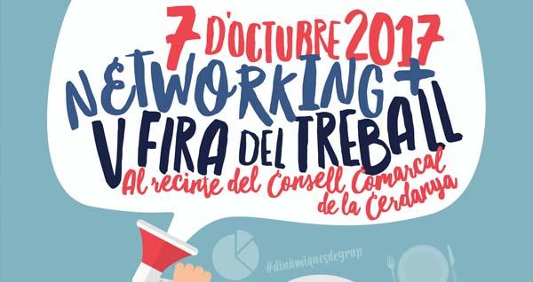 Networking + V Fira del Treball