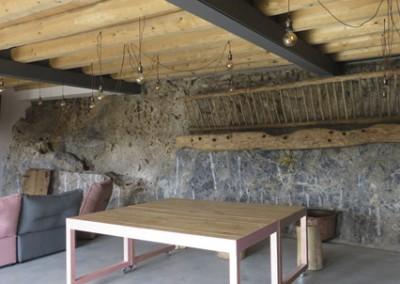 """Creació d'una casa passiva de turisme rural """"Cal Rossa"""" a Taús"""