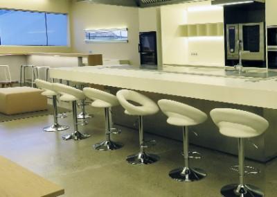 Creació d'una sala de showcooking i millores intal•lacions d'Exquisitàrium