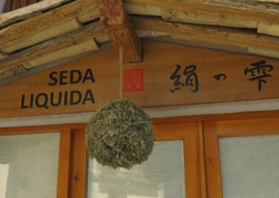 Seda Líquida: Elaboració artesanal de sake amb aigua de Tuixén
