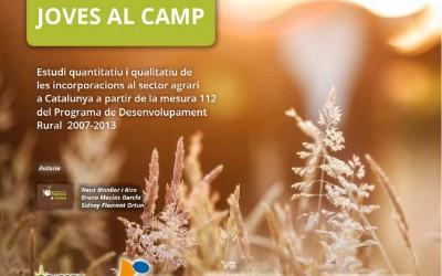 El Consorci Leader Alt Urgell-Cerdanya publica l'Estudi sobre les incorporacions de joves al sector agrari a Catalunya 2007-2013 en el marc del projecte Odisseu.