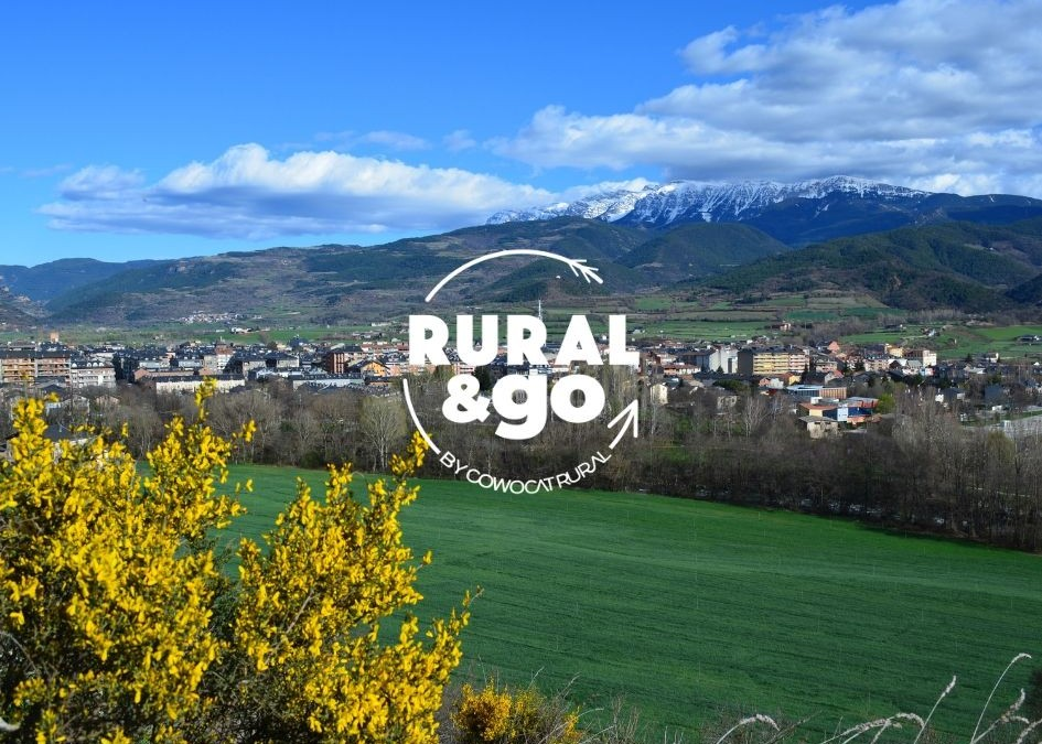 Tret de sortida a les experiències de workation Rural&GO
