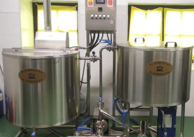 Creació cerveseria i destil·leria artesanal El Gall Negre